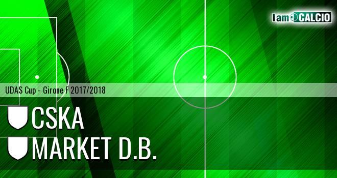 CSKA - Market D.B.