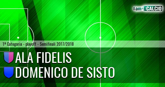 Ala Fidelis - Domenico De Sisto