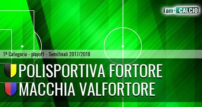 Polisportiva Fortore - Macchia Valfortore