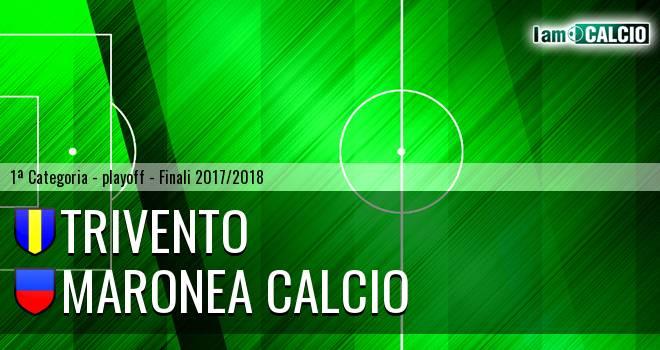 Trivento - Maronea Calcio