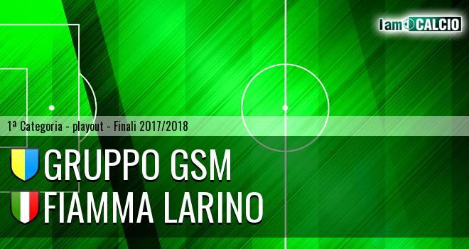 Gruppo GSM - Fiamma Larino