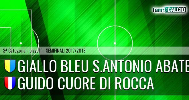 Giallo Bleu Gragnano - Guido Cuore Di Rocca