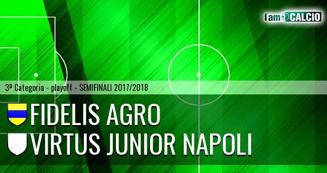 Fidelis Agro - Virtus Junior Napoli