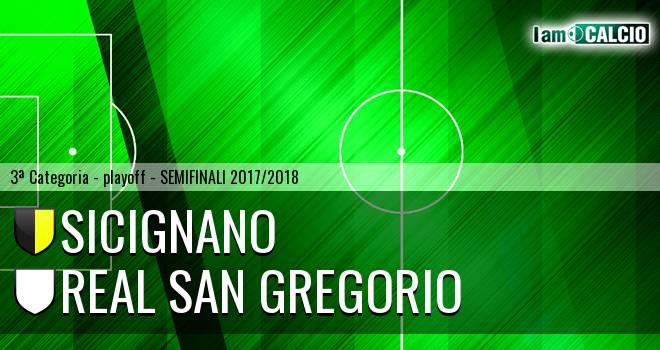 Sicignano - Real San Gregorio