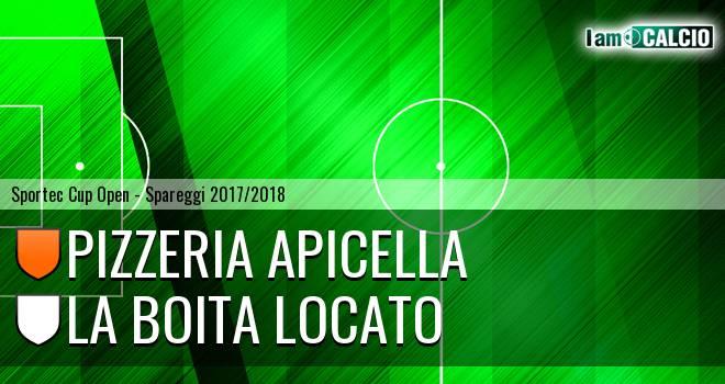 Pizzeria Apicella - La Boita Locato