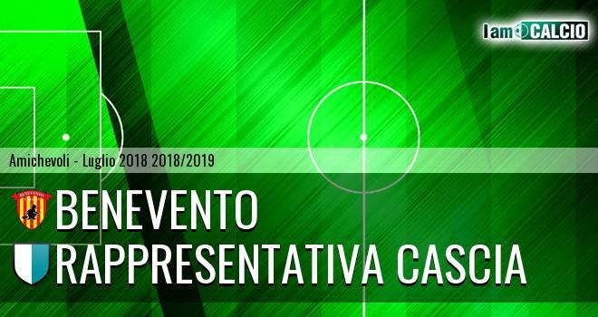 Benevento - Rappresentativa Cascia
