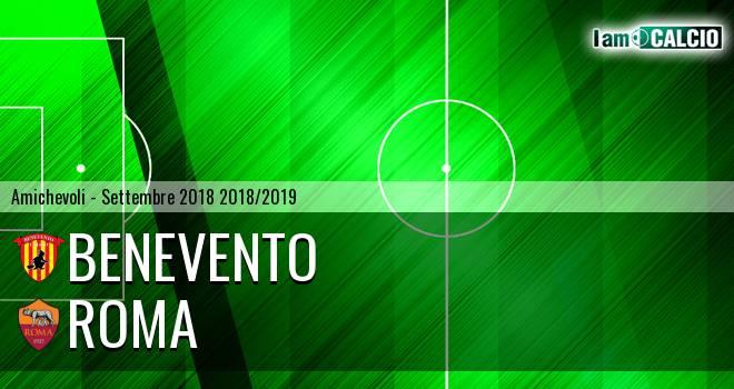 Benevento - Roma 2-1. Cronaca Diretta 06/09/2018
