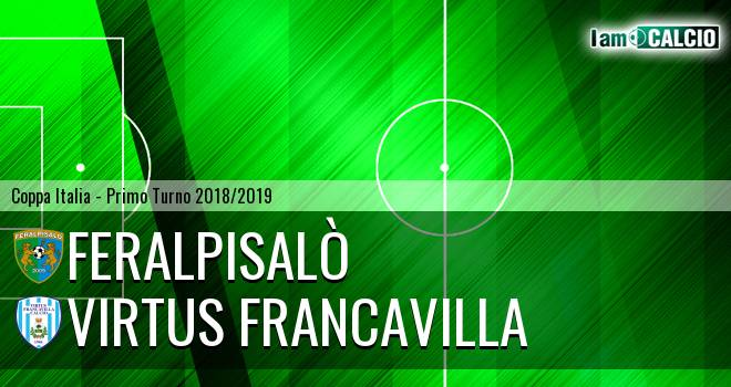 Feralpisalò - Virtus Francavilla