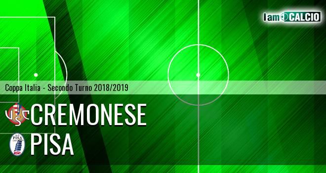 Cremonese - Pisa