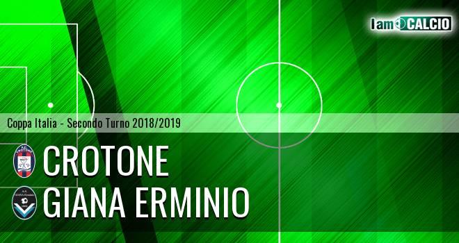 Crotone - Giana Erminio