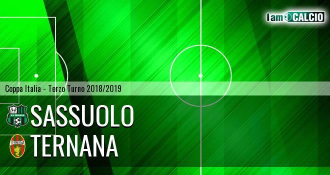 Sassuolo - Ternana