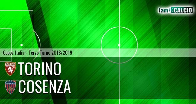 Torino - Cosenza