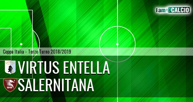 Virtus Entella - Salernitana