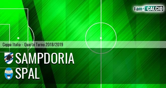 Sampdoria - Spal