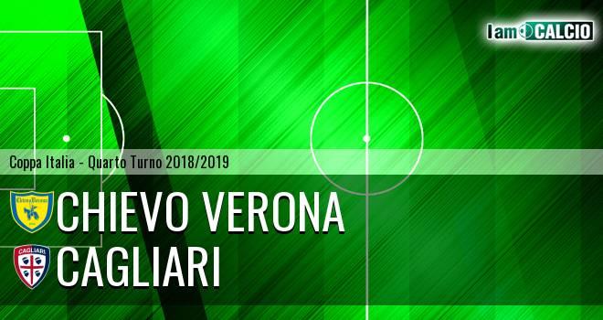 Chievo Verona - Cagliari 1-2. Cronaca Diretta 05/12/2018