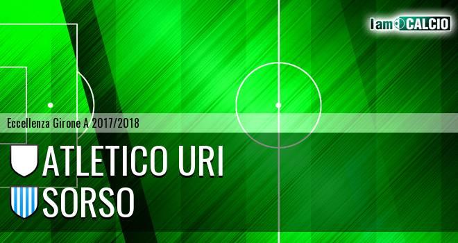 Atletico Uri - Sorso