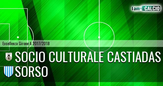 Castiadas Calcio - Sorso