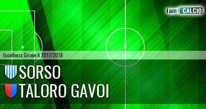 Sorso - Taloro Gavoi