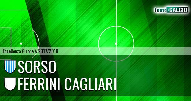 Sorso - Ferrini Cagliari