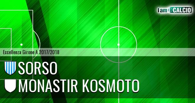 Sorso - Monastir Kosmoto