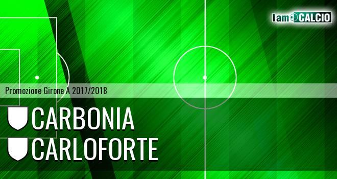 Carbonia - Carloforte