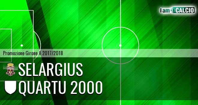 Selargius - Quartu 2000