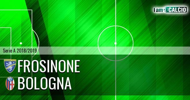 Frosinone - Bologna