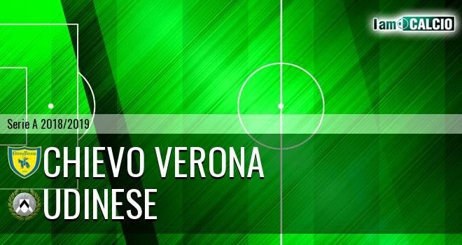 Chievo Verona - Udinese
