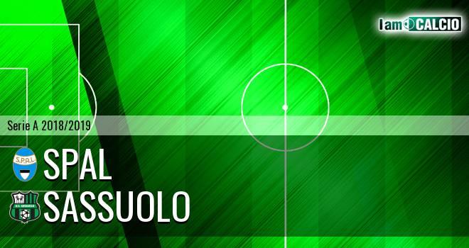 Spal - Sassuolo