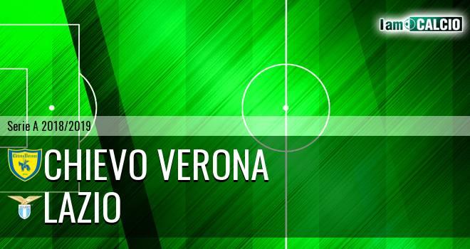 Chievo Verona - Lazio
