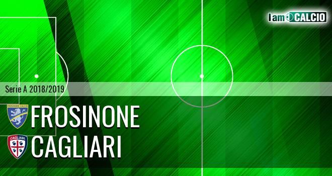 Frosinone - Cagliari
