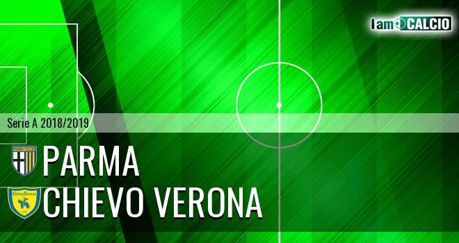 Parma - Chievo Verona