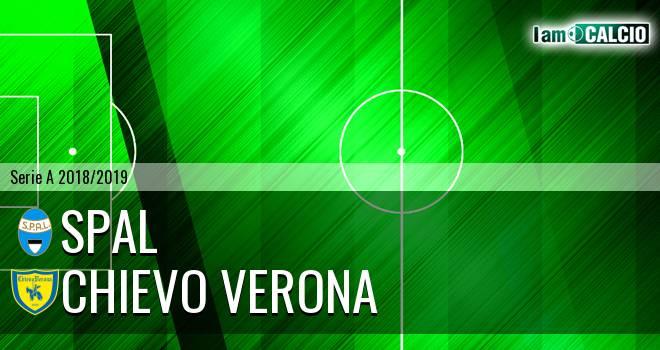 Spal - Chievo Verona