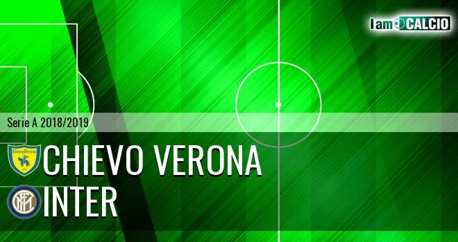 Chievo Verona - Inter