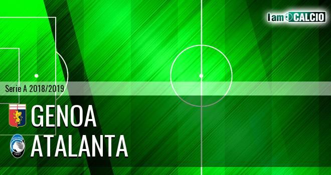Genoa - Atalanta
