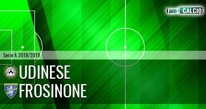 Udinese - Frosinone