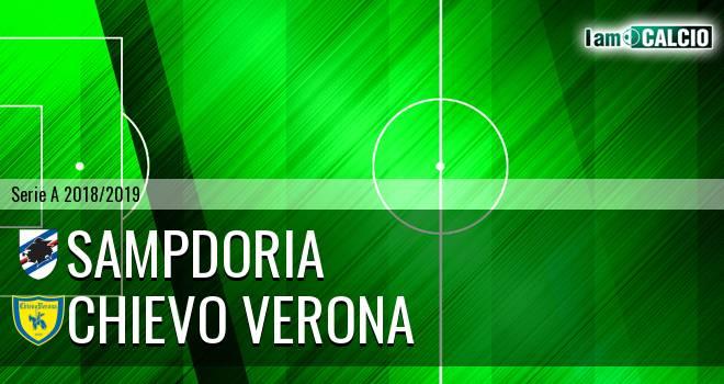 Sampdoria - Chievo Verona