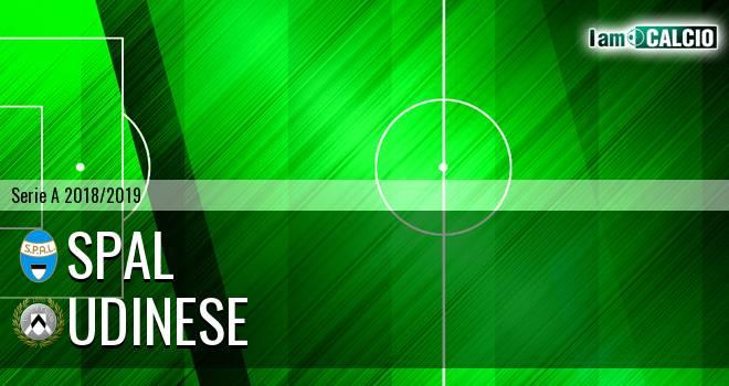 Spal - Udinese
