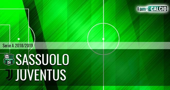 Sassuolo - Juventus