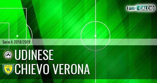 Udinese - Chievo Verona