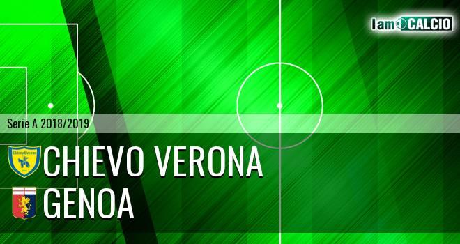 Chievo Verona - Genoa