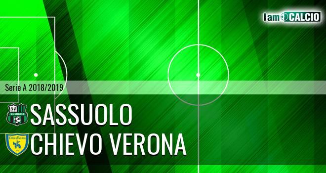 Sassuolo - Chievo Verona
