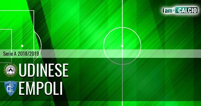 Udinese - Empoli