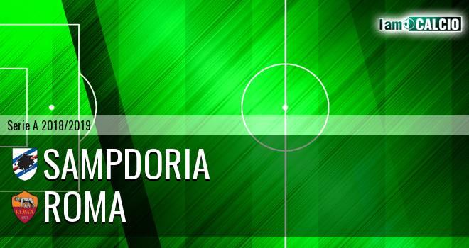 Sampdoria - Roma