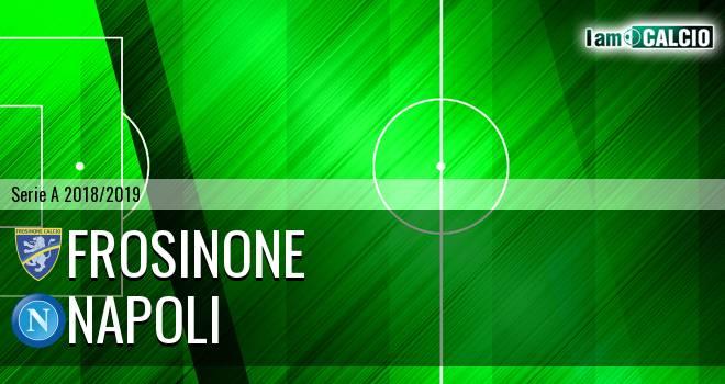 Frosinone - Napoli