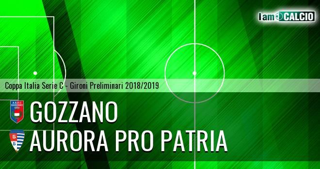 Aurora Pro Patria - Gozzano
