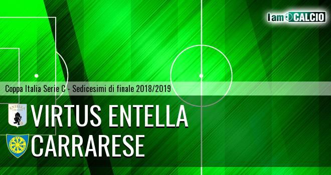 Virtus Entella - Carrarese