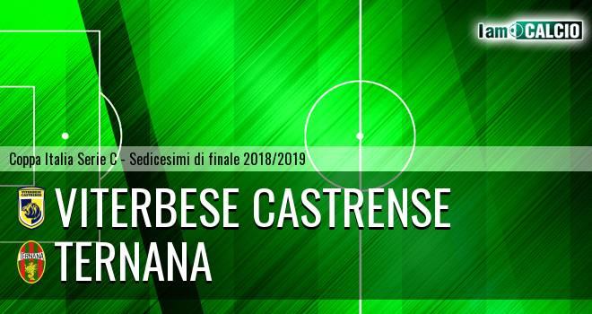 Viterbese Castrense - Ternana