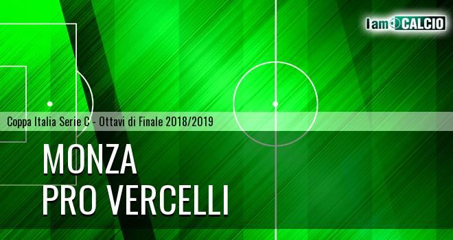 Monza - Pro Vercelli