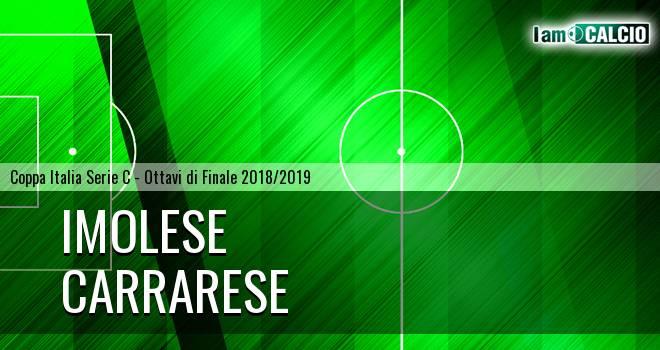 Imolese - Carrarese